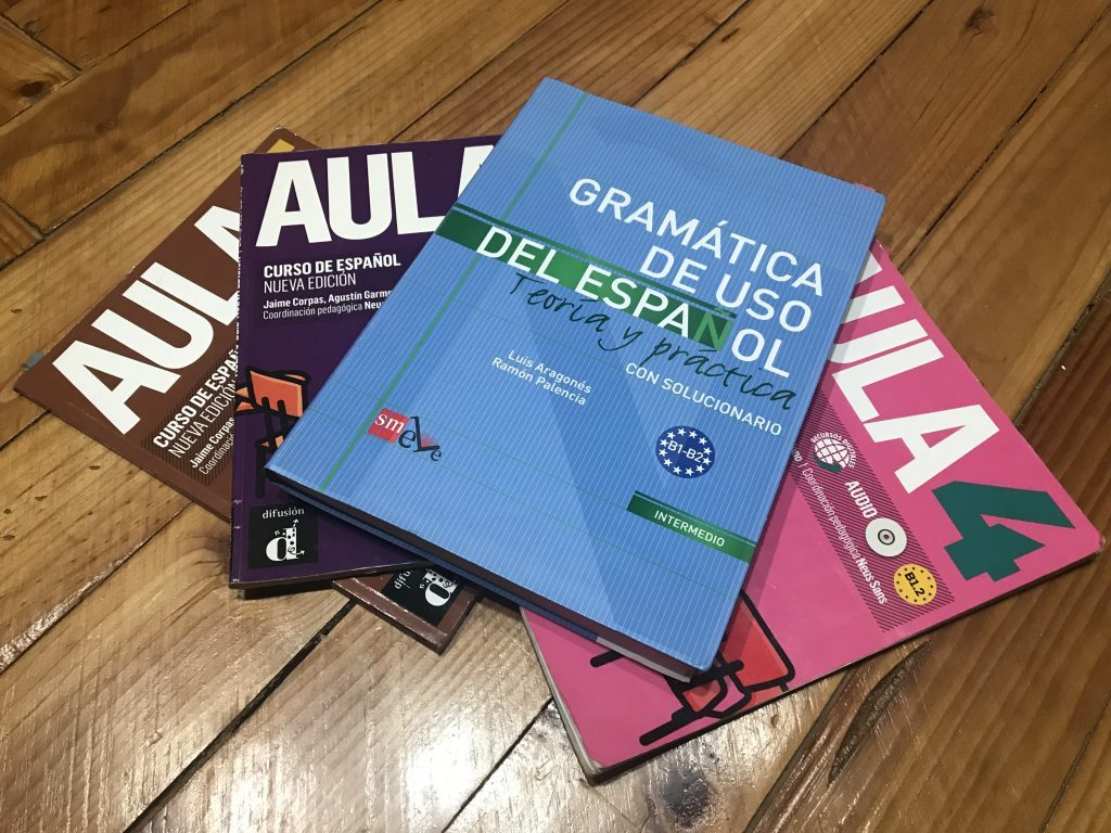 Best textbooks for the DELE exam! - A1 - C2 | Lingo Press Books