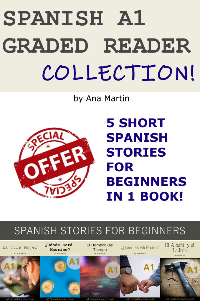Spanish graded reader