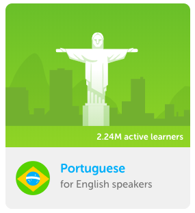 Duolingo Portuguese