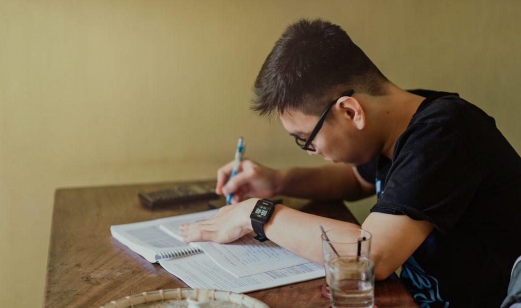 TOEFL Studying