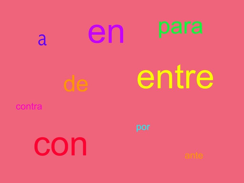 Verbes Et Prepositions Espagnols Livres De Presse Lingo