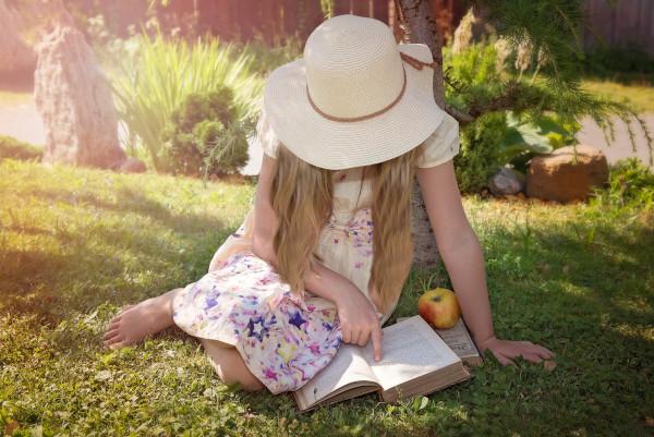 lettura del bambino